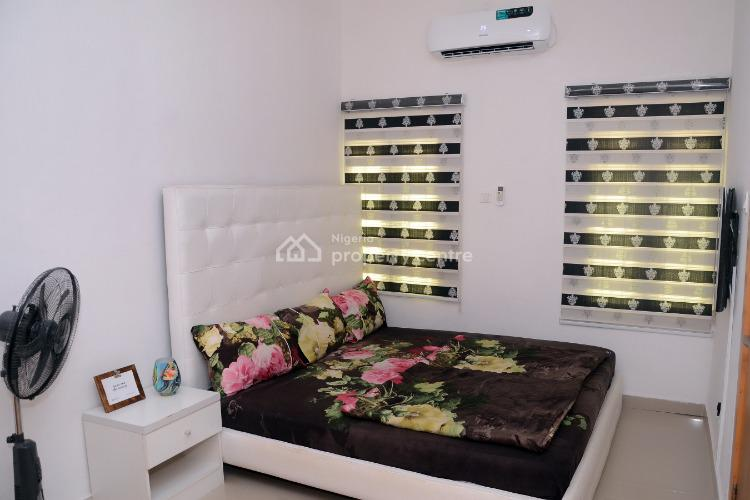 Newly Luxurious Two Bedroom with Good Facilities Inside an Estate, Ikota, Lekki, Lagos, Self Contained (single Rooms) Short Let