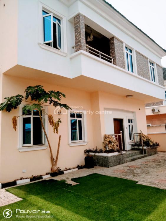 Nice Looking 5 Bedroom Duplex, Chevvy View in Chevron Estate, Lekki, Lagos, Detached Duplex for Sale