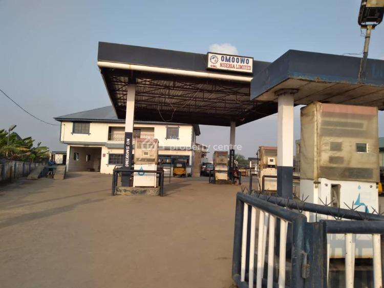 a Well Located Filling Station with 6 Nos Dispensing Pumps and 5 Tanks, Sibiri Town, After Ajangbadi, Along Lagos-badagry Express Way, Ojo, Lagos, Commercial Property for Sale