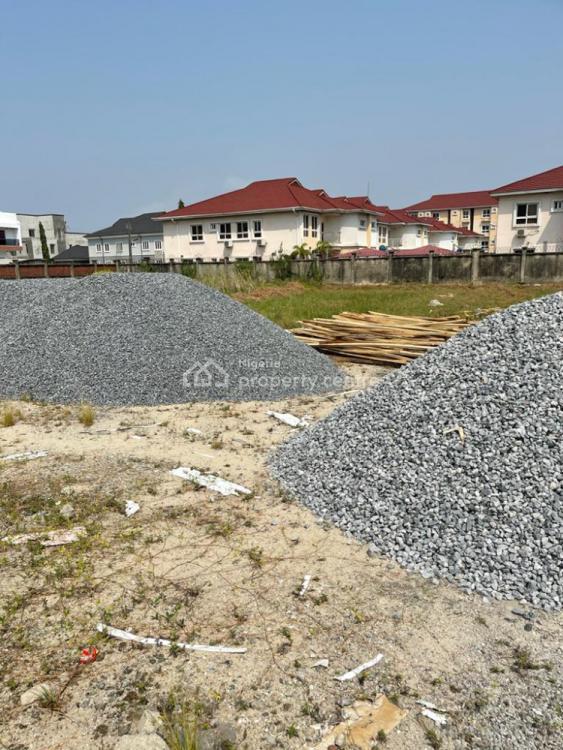 450sqm, Victory Park Estate, Osapa, Lekki, Lagos, Land for Sale