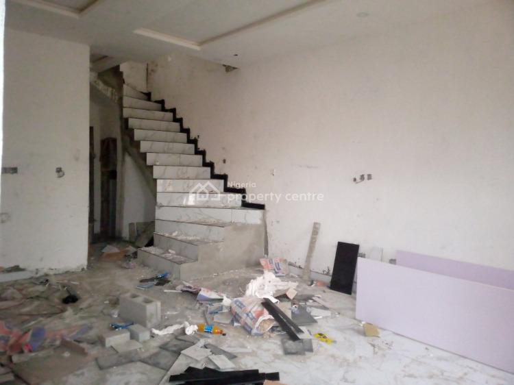 Luxury 4  Bedroom Detached Duplex with Bq in Secured Estate, Ikota, Lekki, Lagos, Detached Duplex for Sale