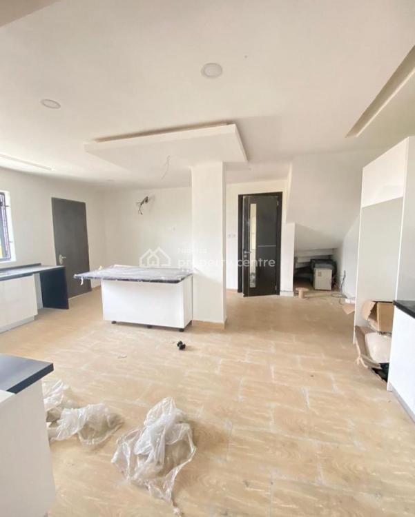Newly Built 4 Bedroom Semi Detached Duplex with Bq;, Ikate, Lekki, Lagos, Semi-detached Duplex for Sale