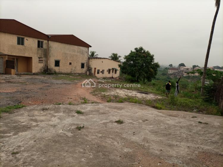 Industrial Warehouse, Opposite Ereke Avenue, Adigboluja Road, Akiode, Ojodu, Lagos, Warehouse for Sale