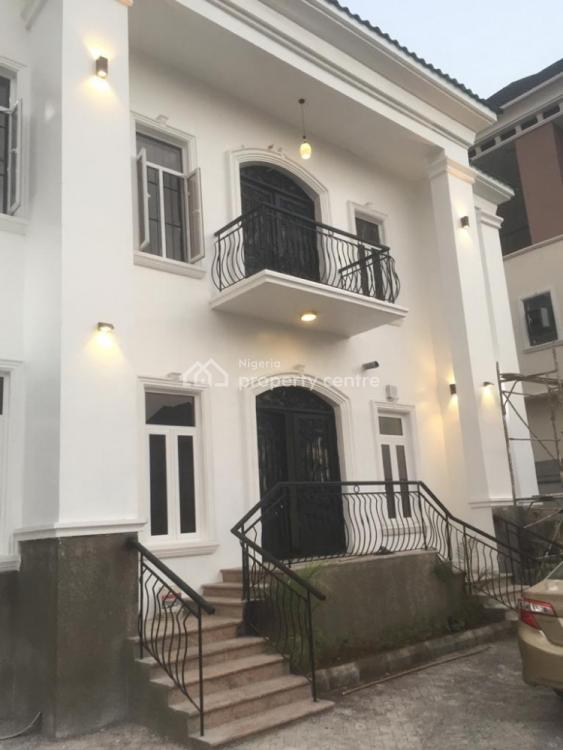 Brand New Luxury & Spacious 6 Bedroom Fully Finished and Fully Serviced, Guzape District, Abuja, House for Sale