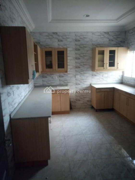 Brand New and Spacious 3 Bedrooms Flat with a Room Bq, By Games Village Estate, Kaura, Abuja, Flat / Apartment for Rent