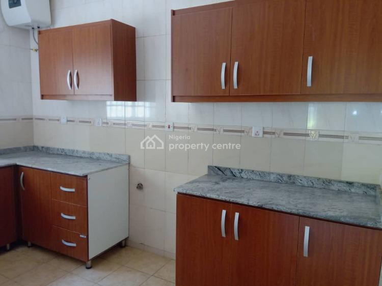 Newly Built Luxury 4 Bedroom Semi Detached Plus Bq with Air Condition, Salatu Estate, Wuse 2, Abuja, Semi-detached Duplex for Sale