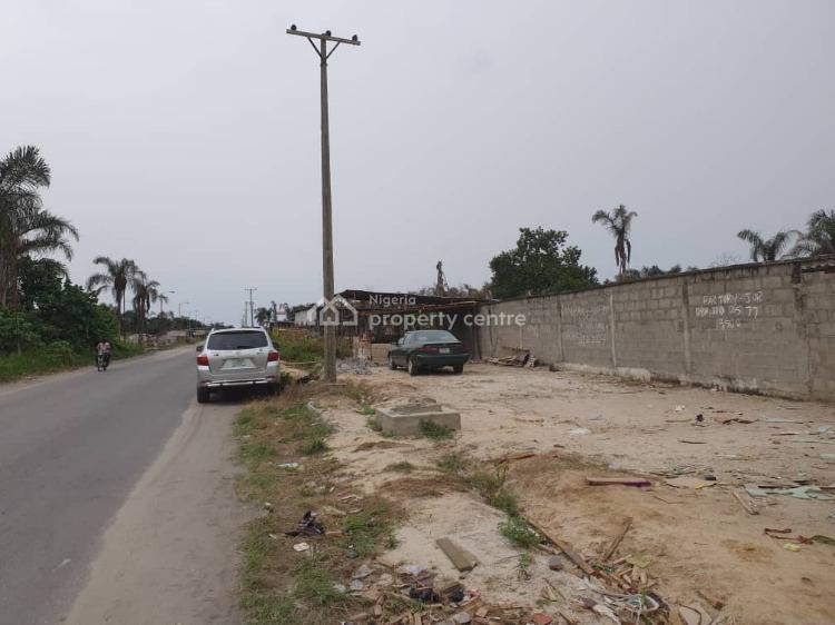 1,300sqm Land Located in a Very Strategic Location, Along Lekki Scheme2/okun Ajah Road, Okun-ajah, Ajah, Lagos, Mixed-use Land for Sale