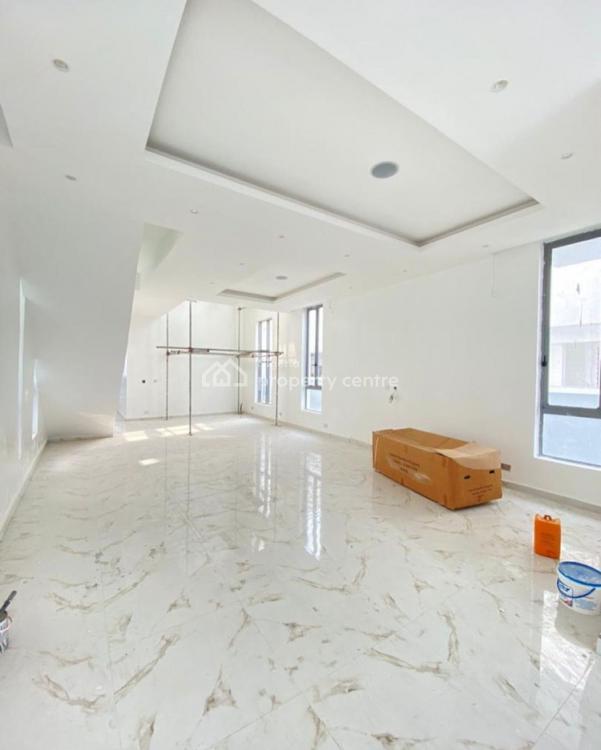 Newly Built 5 Bedroom Detached Duplex with Bq;, Pinnock, Osapa, Lekki, Lagos, Detached Duplex for Sale