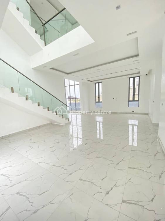 5 Bedrooms Fully Detached Duplex with Swimming Pool and Open Terrace, Osapa London, Lekki, Lagos, Detached Duplex for Sale