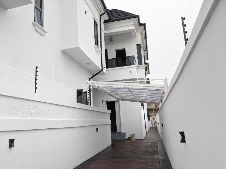 Luxury Built Detached Duplex, Chevron, Lekki, Lagos, Detached Duplex for Sale