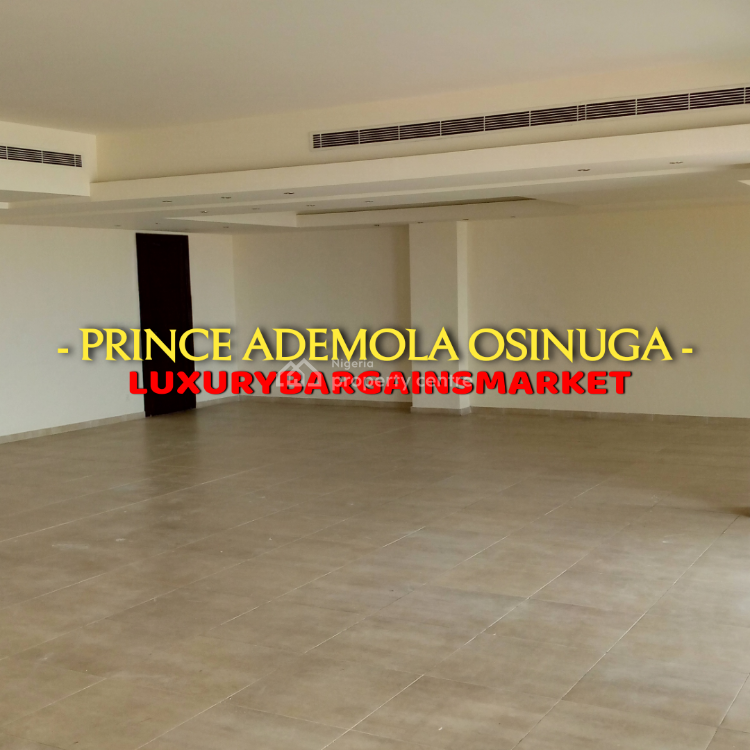 One of The Most Notable & Well Built Luxury 3 Bedroom Apartment, Old Ikoyi, Ikoyi, Lagos, Flat / Apartment for Rent