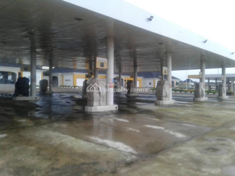 a Super Mega Filling Station, Along Kubwa Road, Jabi, Abuja, Filling Station for Sale