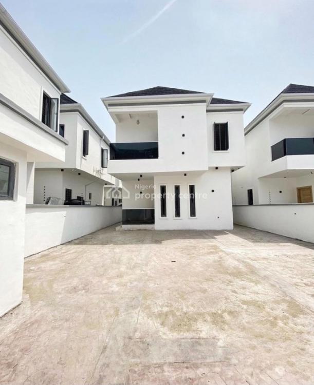 Luxury 5 Bedroom Spacious Duplex with Bq, Ikate, Lekki, Lagos, Detached Duplex for Sale