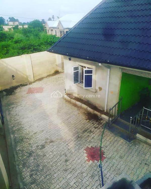Executive 5 Bedroom Bungalow with Bq and Federal Light, Eneka Igwuruta Airport Road, Eneka, Port Harcourt, Rivers, Detached Bungalow for Sale