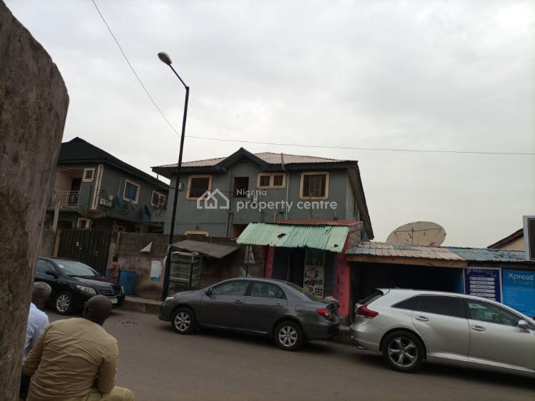 Block of Flats, Ishola Bello Street, Akiode, Ojodu, Lagos, Block of Flats for Sale