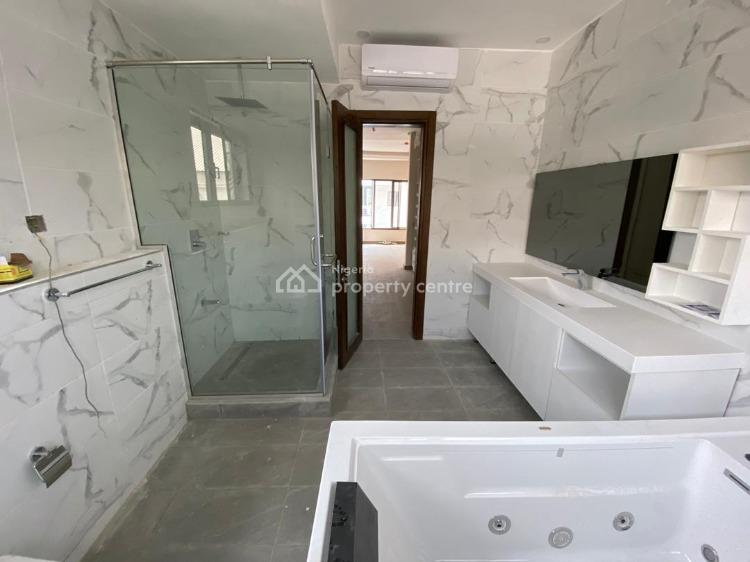 Newly Constructed 5 Bedrooms House with Swimming Pool, Bq .etc, Banana Island, Ikoyi, Lagos, Detached Duplex for Sale