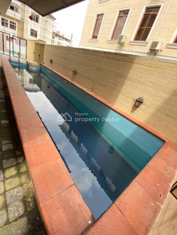 Beautiful Semi Detached Home with a Pool, Ikoyi, Lagos, Semi-detached Duplex for Sale