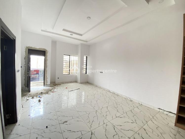 4 Bedroom Semidetached Duple, Chevron Drive, Lekki, Lagos, Semi-detached Duplex for Sale