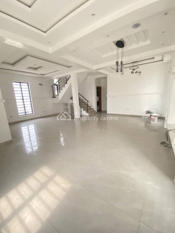 5 Bedrooms Fully Detached Duplex with Swimming Pool and a Room Bq, 2nd Tollgate, Lekki, Lagos, Detached Duplex for Sale
