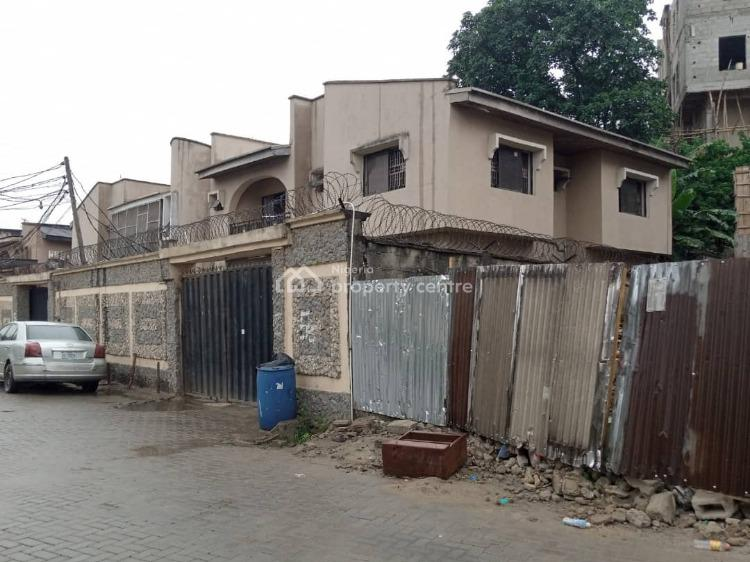 5 Bedrooms Duplex with 2 Nos. 3 Bedrooms Flat, Gra, Ogudu, Lagos, Detached Duplex for Sale