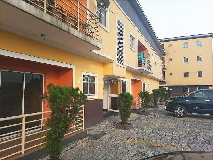 Newly Built 3 Bedrooms Flat in a Secure Estate, Lekki Garden Estate, Gra Phase 3, Port Harcourt, Rivers, Flat / Apartment for Rent