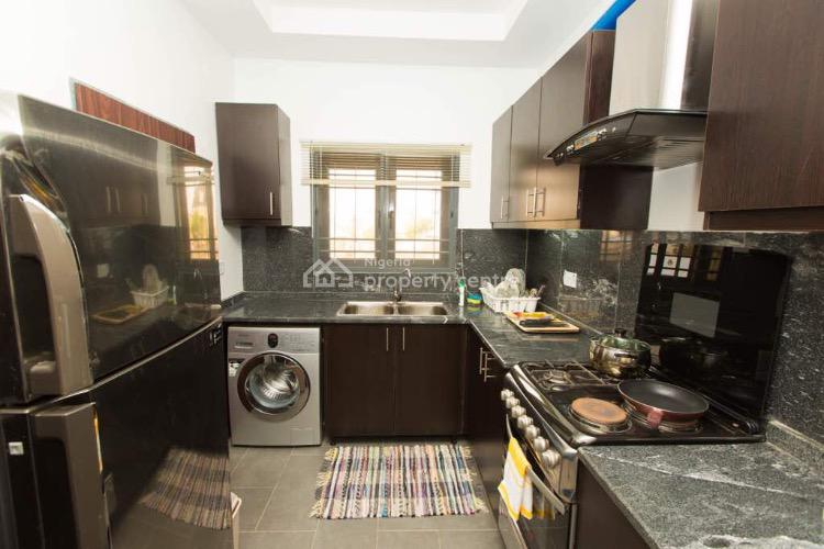 Luxury 2 Bedrooms Apartment   27/4 Light and Water, Jahi, Abuja, Flat / Apartment Short Let