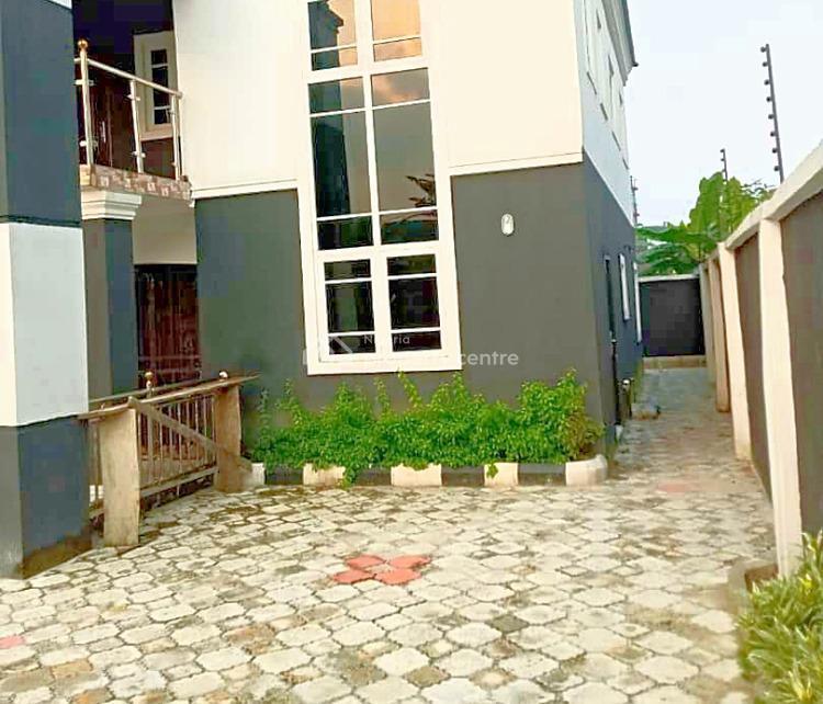 5 Bedrooms Duplex on Above 1 Plot of Land, Off Nta Road, Port Harcourt, Rivers, Detached Duplex for Sale