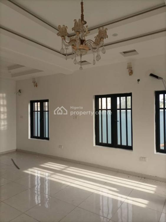 Newly Built and Serviced 4 Bedrooms Semi Detached House, Orchid Road By 2nd Tollgate, Lekki, Lagos, Semi-detached Duplex for Rent
