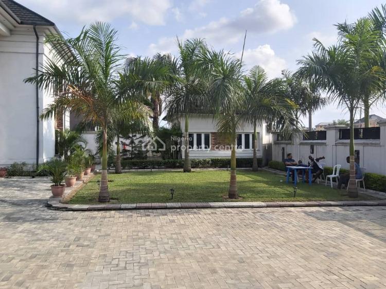 Luxury Tastefully Finished  5 Bedroom Duplex with 3 Room Bq., Gu Ake Road, Eliozu, Port Harcourt, Rivers, Detached Duplex for Sale