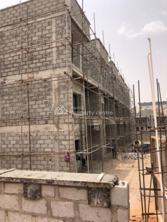 Beautiful and Spacious 4 Bedroom Abode, Guzape District, Abuja, Terraced Duplex for Sale