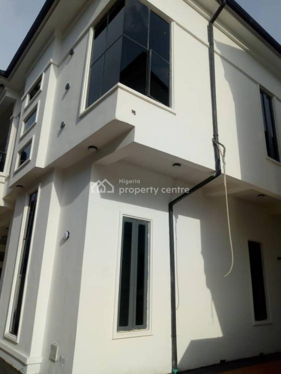 Brand New 5 Bedroom Detached House with Boys Quarters, Rasaq Eletu Way, Osapa London, Lekki, Lagos, House for Sale