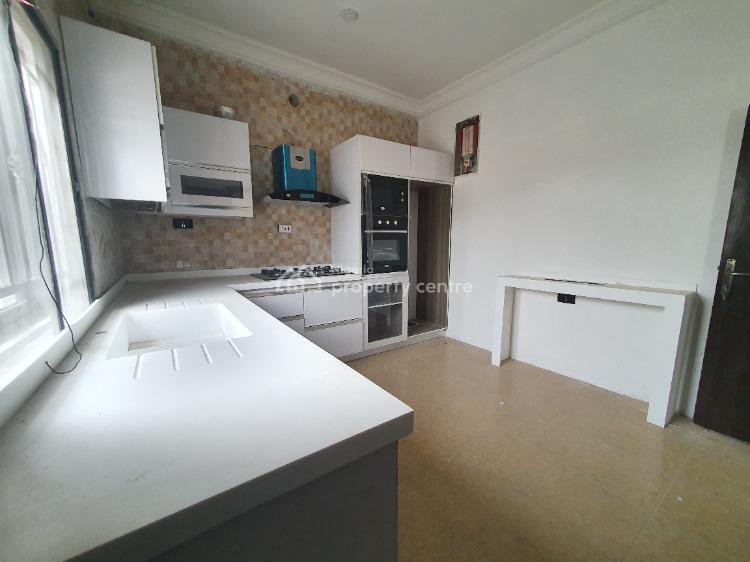 Elegant Brand New 4 Bedroom Terrace Duplex with Bq, Osapa, Lekki, Lagos, Terraced Duplex for Sale