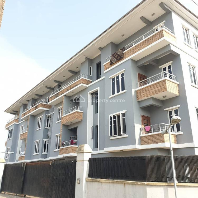 Newly Built Luxury 2 Bedroom. Fully Finished and Fully Serviced, Southern View Estate Behind Lekki Conversative Centre, Chevron, Lekki Expressway, Lekki, Lagos, Flat / Apartment for Rent