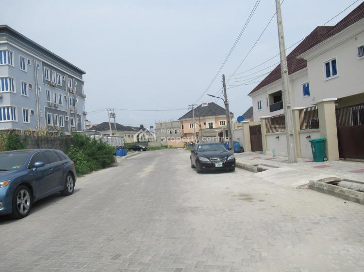 4 Bedroom Terrace Duplex with Bq., Ikota, Lekki, Lagos, Terraced Duplex for Sale