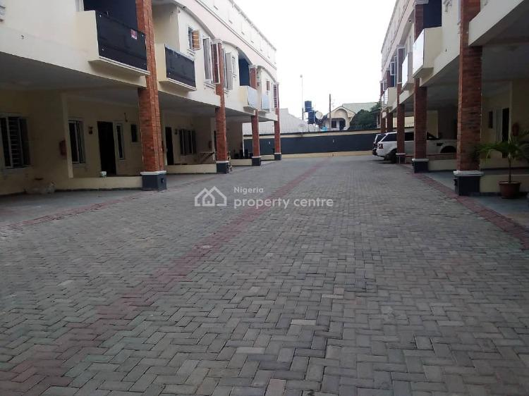Fully Finished 4 Bedroom Terrace Duplex, Behind Blenco Supermarket, Near Lbs, Sangotedo, Ajah, Lagos, Terraced Duplex for Sale