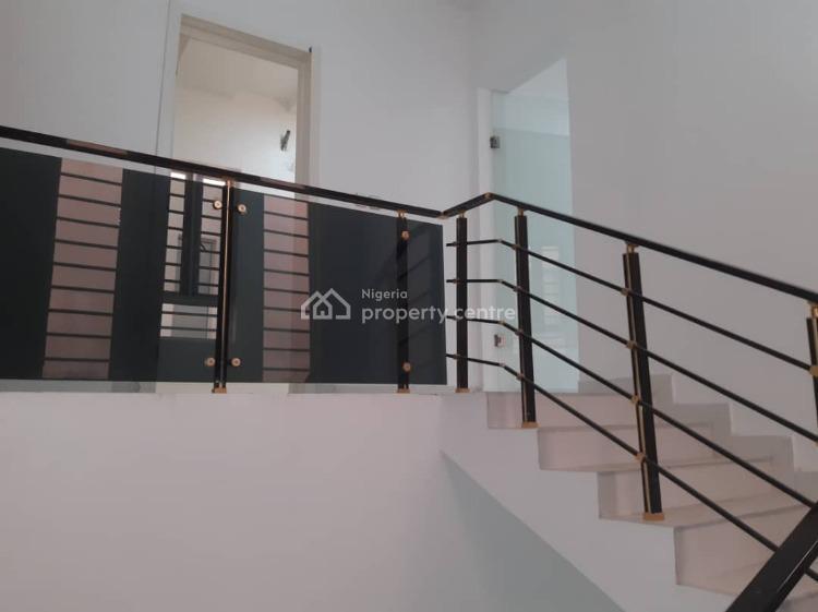 Exotic 5 Bedrooms Fully Detached Terraced Duplex, Osapa, Lekki, Lagos, Terraced Duplex for Sale