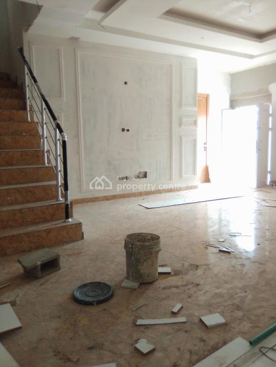 Newly Built 4 Bedroom Fully Detached Duplex with Bq, Ikota, Lekki, Lagos, Semi-detached Duplex for Sale