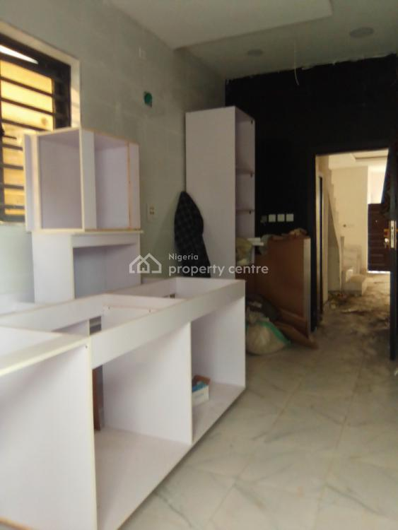 Newly Built 4 Bedrooms Fully Detached with Bq, Ikota, Lekki, Lagos, Detached Duplex for Sale