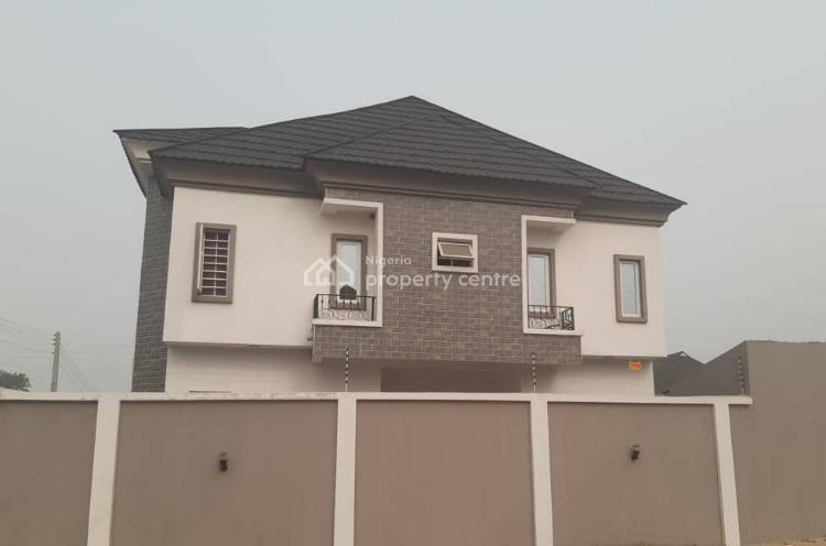 Lovely 3 Bedrooms Semi Detached Terraced, Ekotedo, Lekki, Lagos, Terraced Duplex for Sale