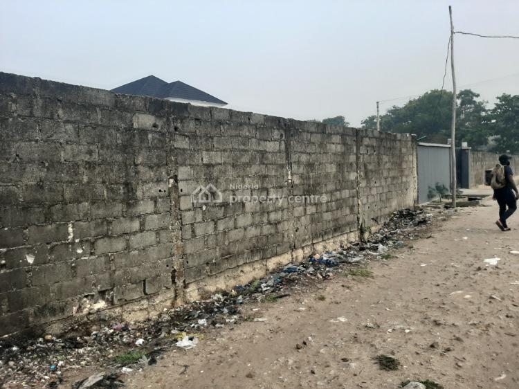 Strategically Located Land on a Tarred Gated Road, Mayegun Via Ologolo By Lekki Express, Jakande, Lekki, Lagos, Residential Land for Sale