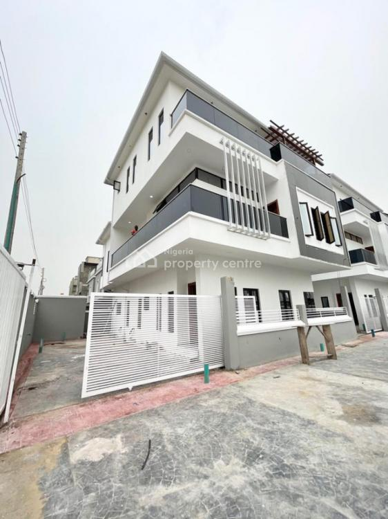 Classic & Contemporary 5 Bedrooms Fully-detached Houses, Ikate, Lekki, Lagos, Detached Duplex for Sale