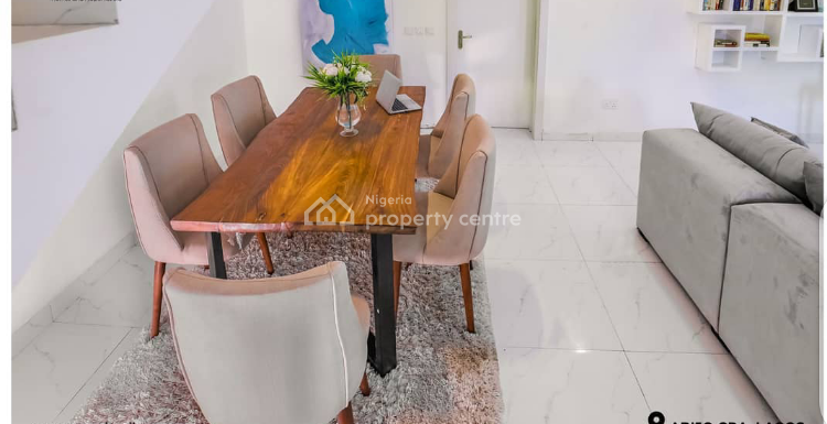 Luxury 4 Bedroom Semi Detached Duplex Plus Bq Within a Serene Estate, Gra, Abijo, Lekki, Lagos, Semi-detached Duplex for Sale