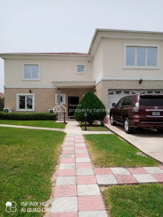 a Luxury 6 Bedroom Detached House with Master Bedroom Repurposed, Nicon Estate, Ikate Elegushi, Lekki, Lagos, Detached Duplex for Sale