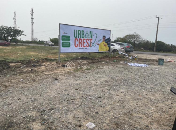 Dry Land in a Top Business Location  with Complete Documents, 2 Minutes Before Dangote Refinery, Lekki Free Trade Zone, Lekki, Lagos, Mixed-use Land for Sale