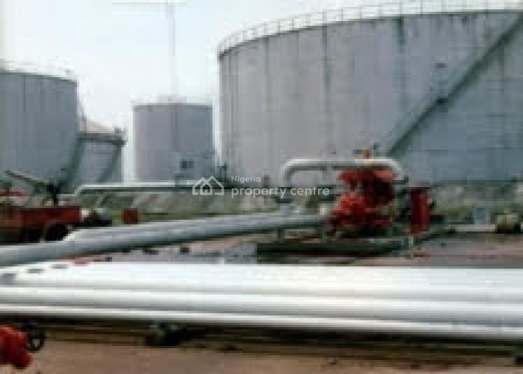 Petroleum Tank Farm, Calabar, Cross River, Tank Farm for Sale