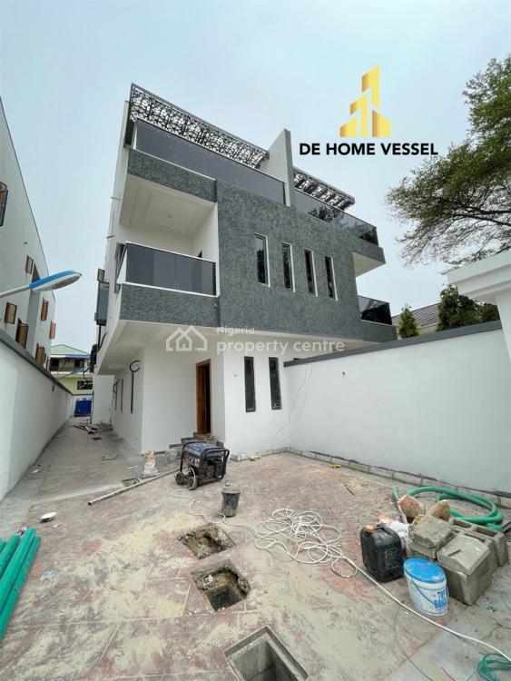 Top Qaulity Ocean View Detached House, Ikoyi, Lagos, Semi-detached Duplex for Sale
