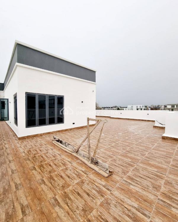 Tastefully Finished Property, Cowrie Creek Estate, Ikate, Lekki, Lagos, Semi-detached Duplex for Sale