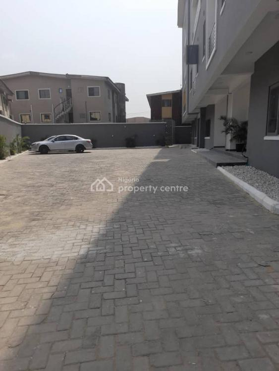 Brand New Exquisite 3 Bedroom Duplex with a Room Bq, Gbagada, Lagos, Terraced Duplex for Sale