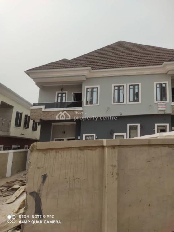 Brand New 3 Bedroom Duplex, Omole Phase 2 Gra, Omole Phase 2, Ikeja, Lagos, Semi-detached Duplex for Sale