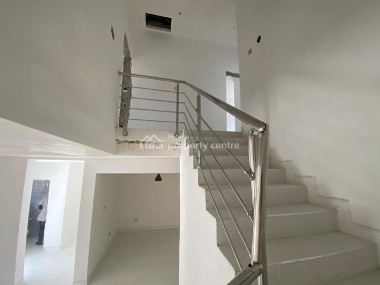 Luxury 4 Bedrooms Terrace, Sangotedo, Ajah, Lagos, Terraced Duplex for Sale